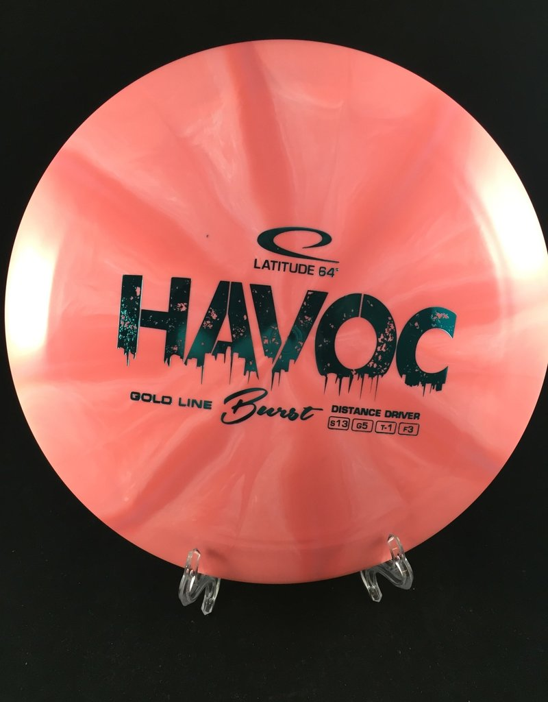 Latitude 64 Gold Burst Havoc