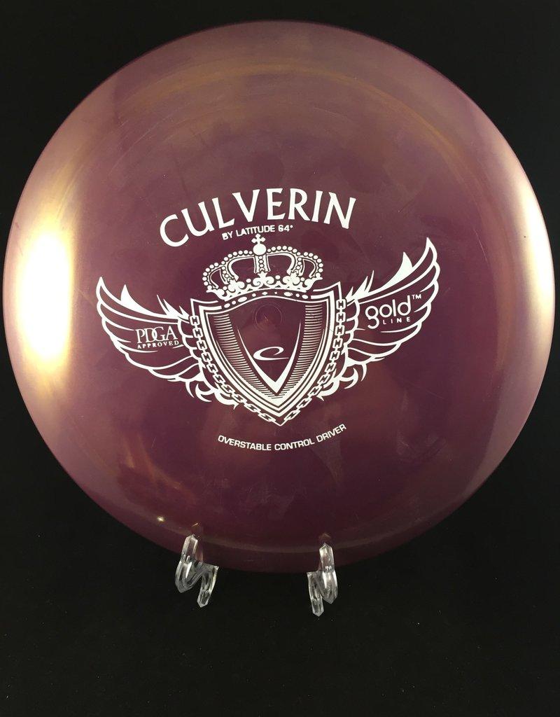 Latitude 64 Gold Culverin