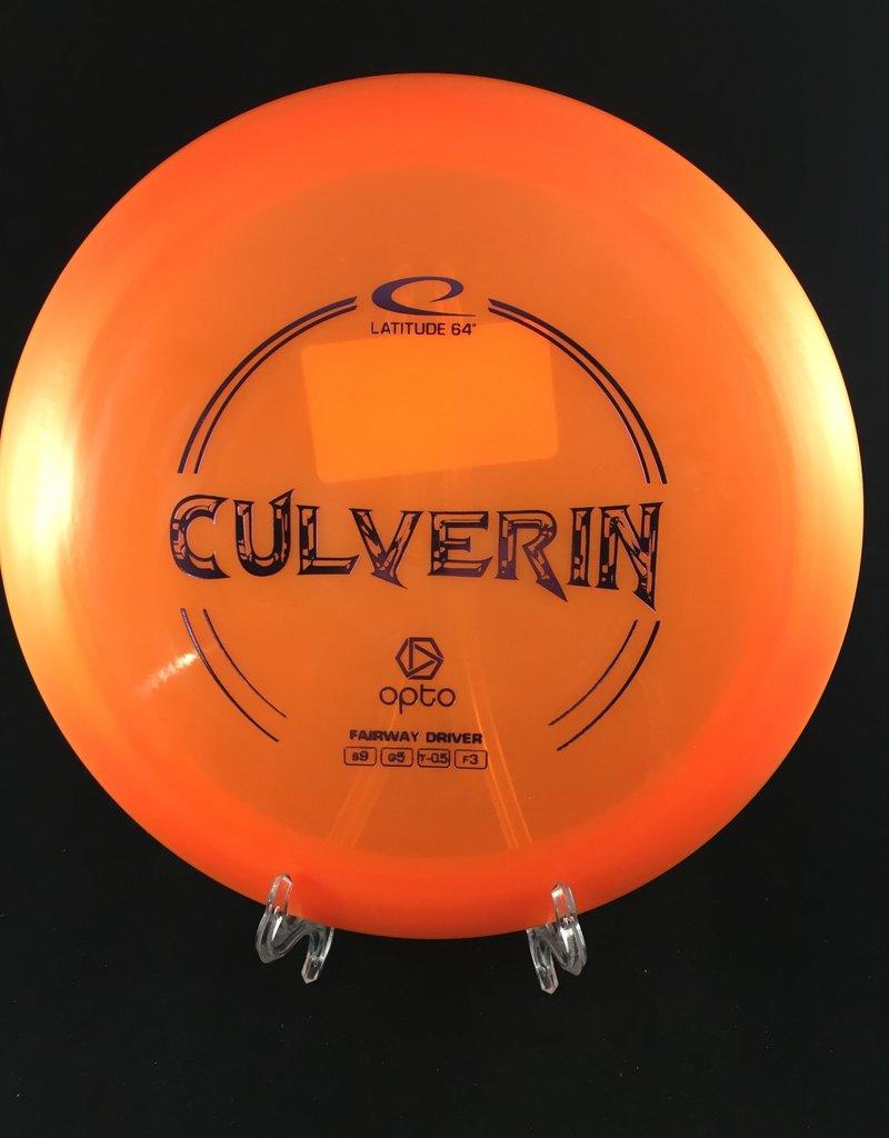 Latitude 64 Opto Culverin