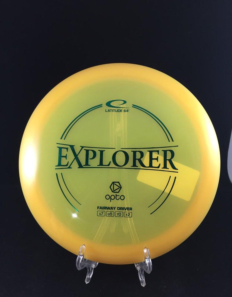 Latitude 64 Opto Explorer