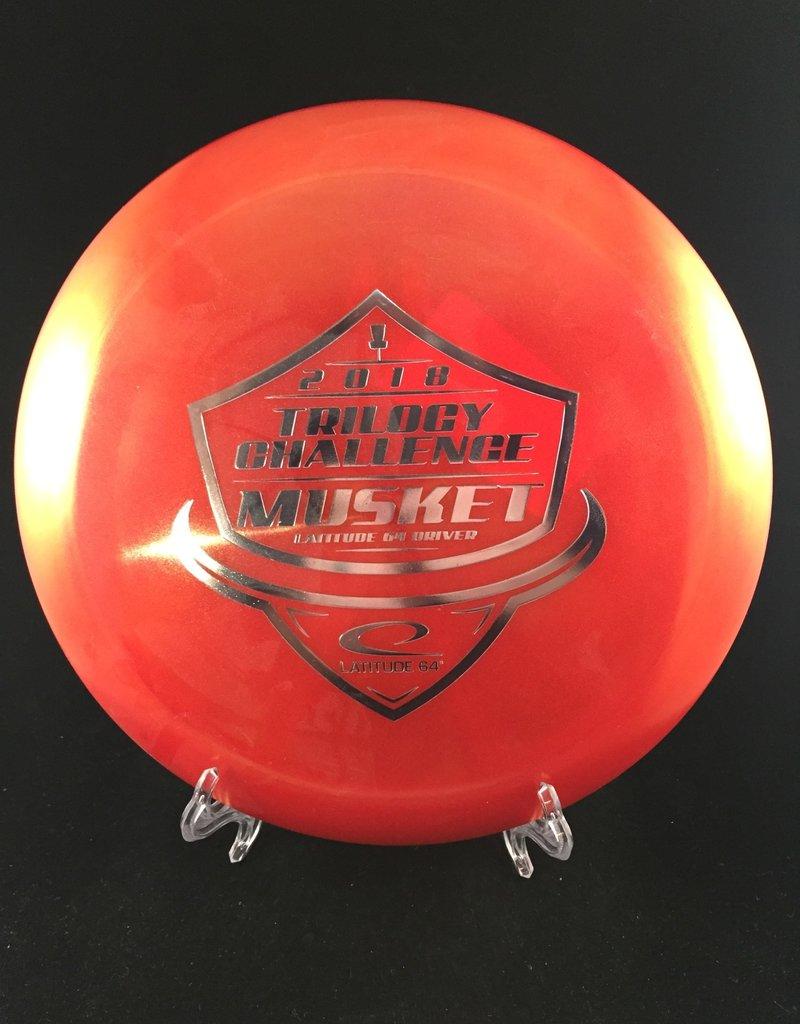 Latitude 64 2018 Trilogy Challenge Opto Musket