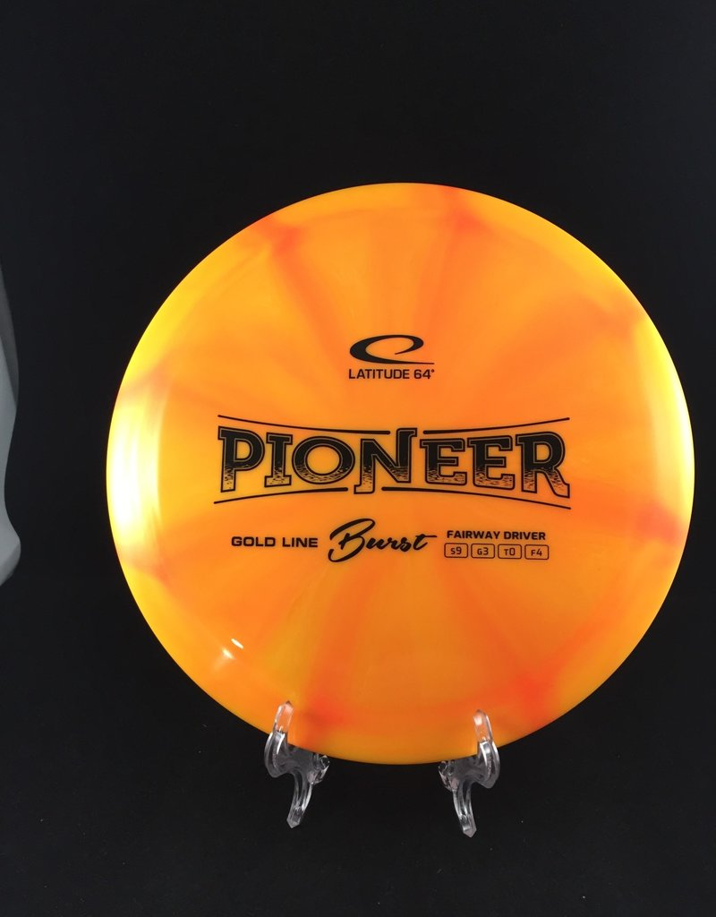 Latitude 64 Gold Burst Pioneer