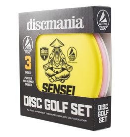 Discmania Discmania Active Soft 3-Disc Box Set