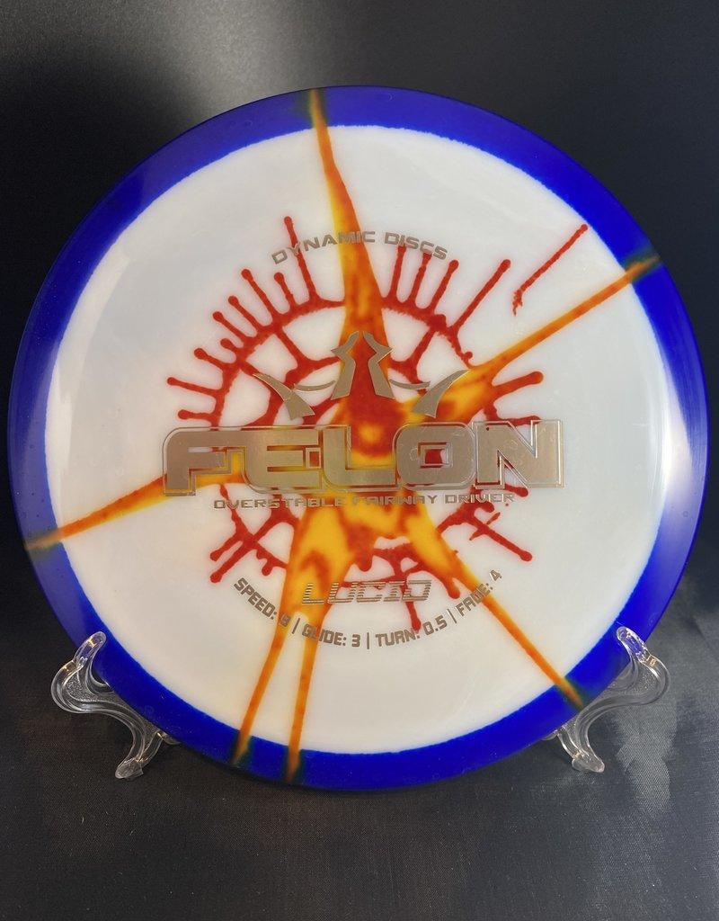 Dynamic Discs Dynamic Discs My Dye Lucid Felon