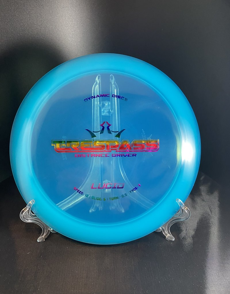 Dynamic Discs Dynamic Disc Lucid Trespass