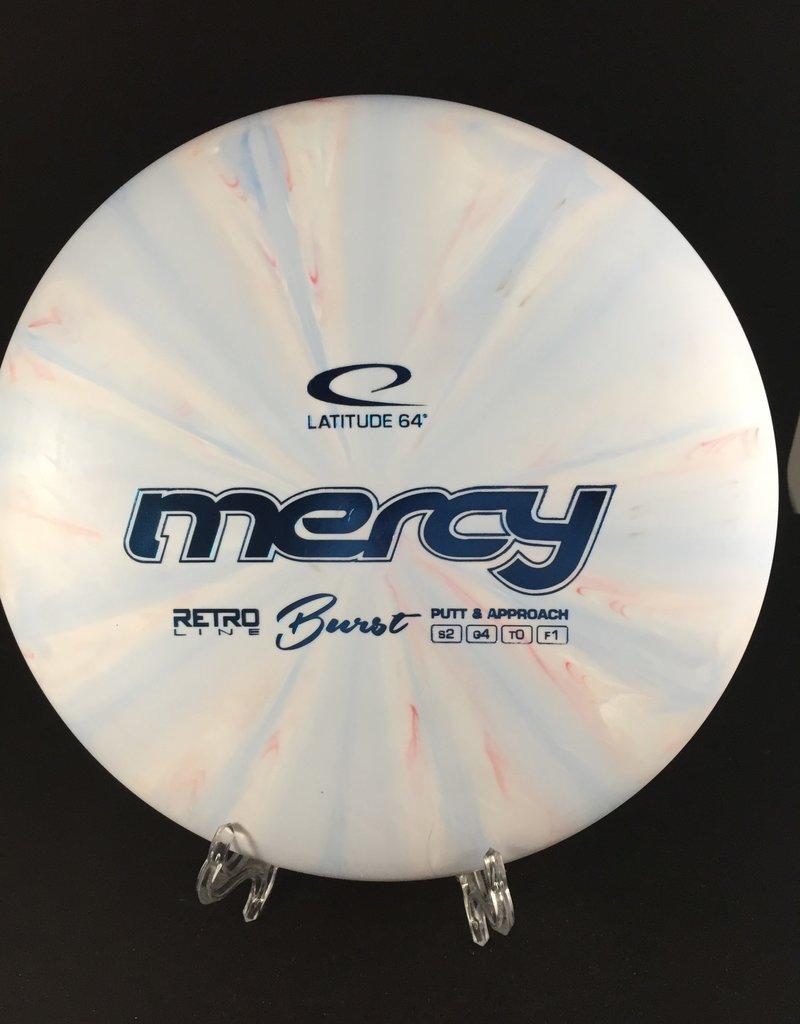 Latitude Retro Burst Mercy