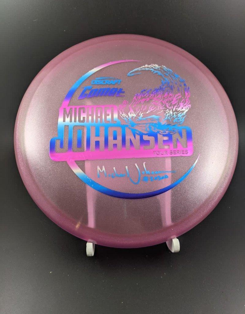 Discraft Discraft  Michael Johansen 2021 Tour Series Metallic Z (COMET)