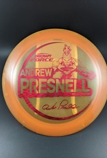 Discraft Discraft  Andrew Presnell 2021 Tour Series Metallic Z (FORCE)