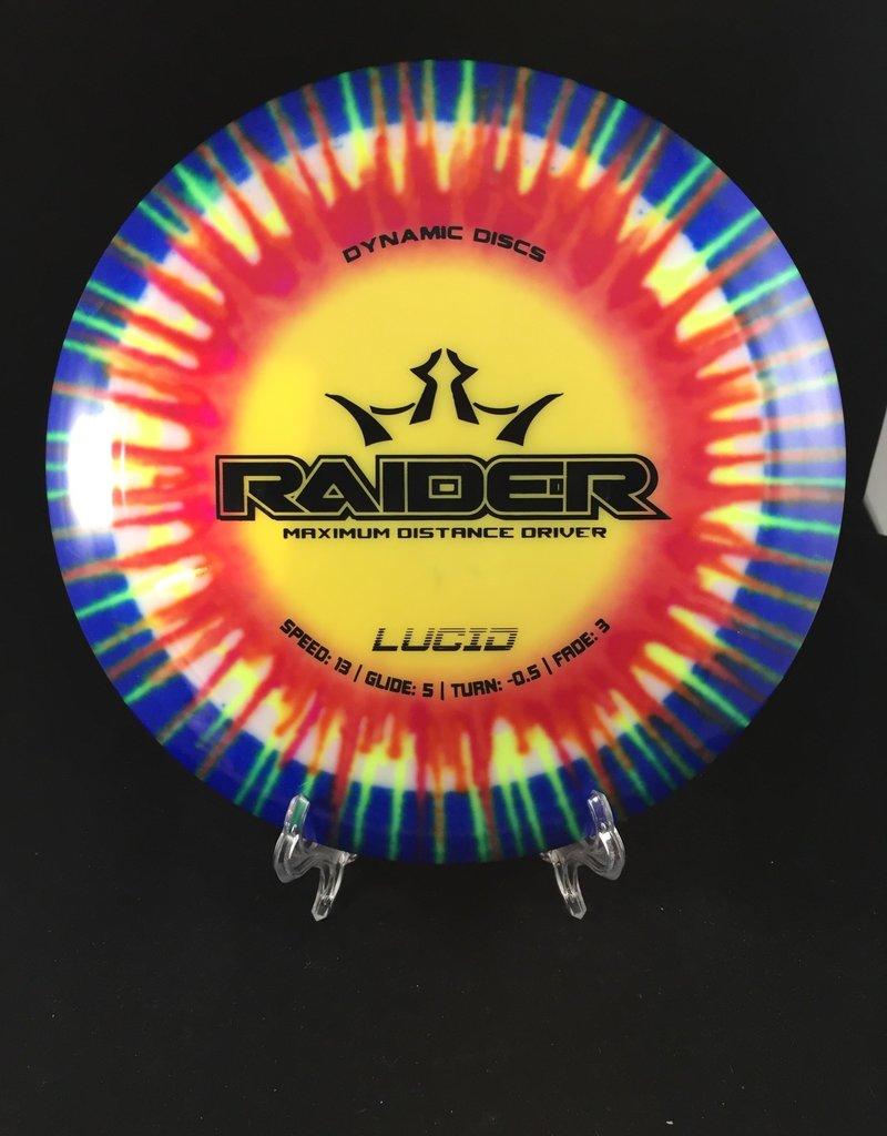 Dynamic Discs My Dye Lucid Raider