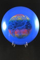 Dynamic Discs Fuzion Raider Yin Yang Stamp