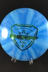 Dynamic Discs Fuzion Burst Sheriff