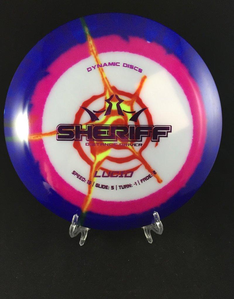 Dynamic Discs My Dye Lucid Sheriff