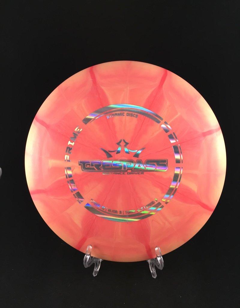 Dynamic Discs Prime Burst Trespass