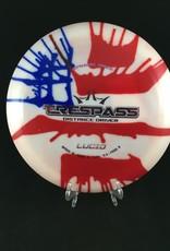 Dynamic Discs My Dye US Flag Lucid respass