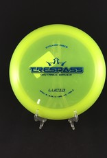 Dynamic Discs Lucid Trespass cont'd