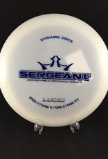 Dynamic Discs Lucid Sergeant cont'd