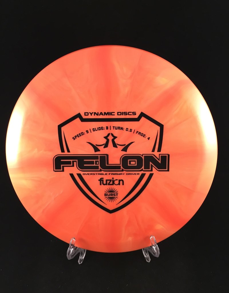 Dynamic Discs Fuzion Burst Felon