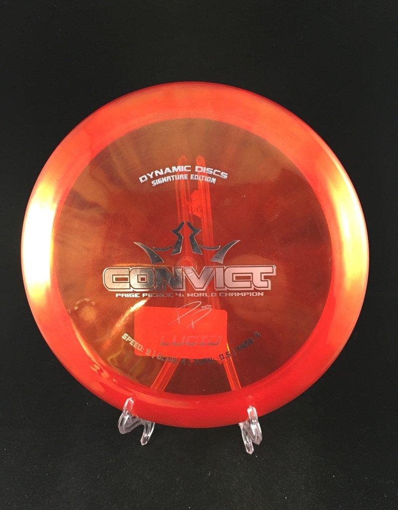 Dynamic Discs Paige Pierce Lucid Convict