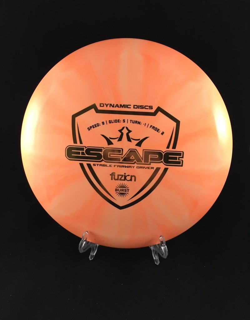 Dynamic Discs Fuzion Burst Escape