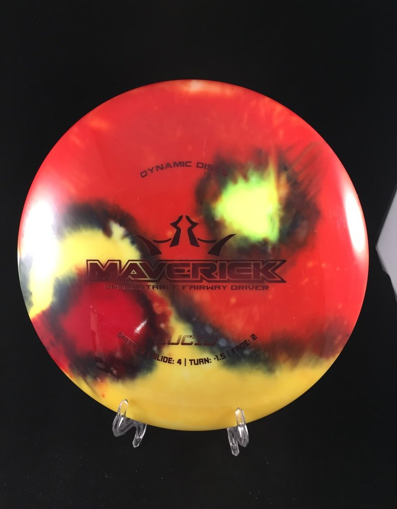 Dynamic Discs Dynamic Disc My Dye Lucid Maverick