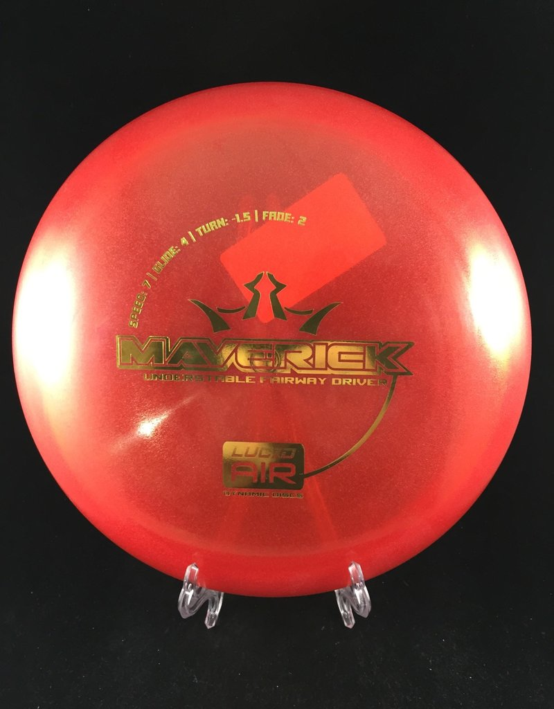 Dynamic Discs Lucid Air Maverick