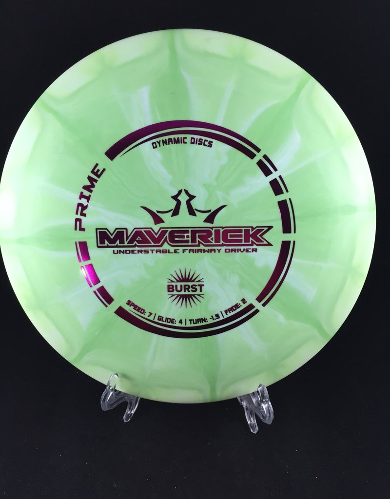 Dynamic Discs Prime Burst Maverick