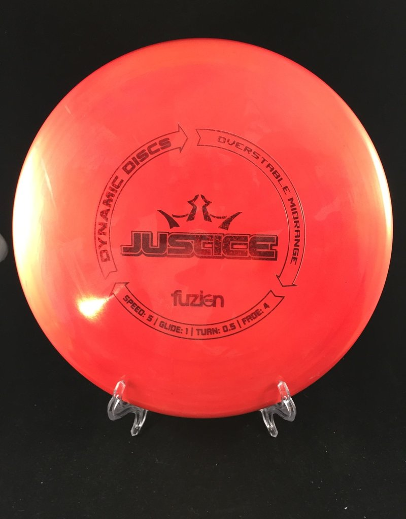 Dynamic Discs Bio Fuzion Justice