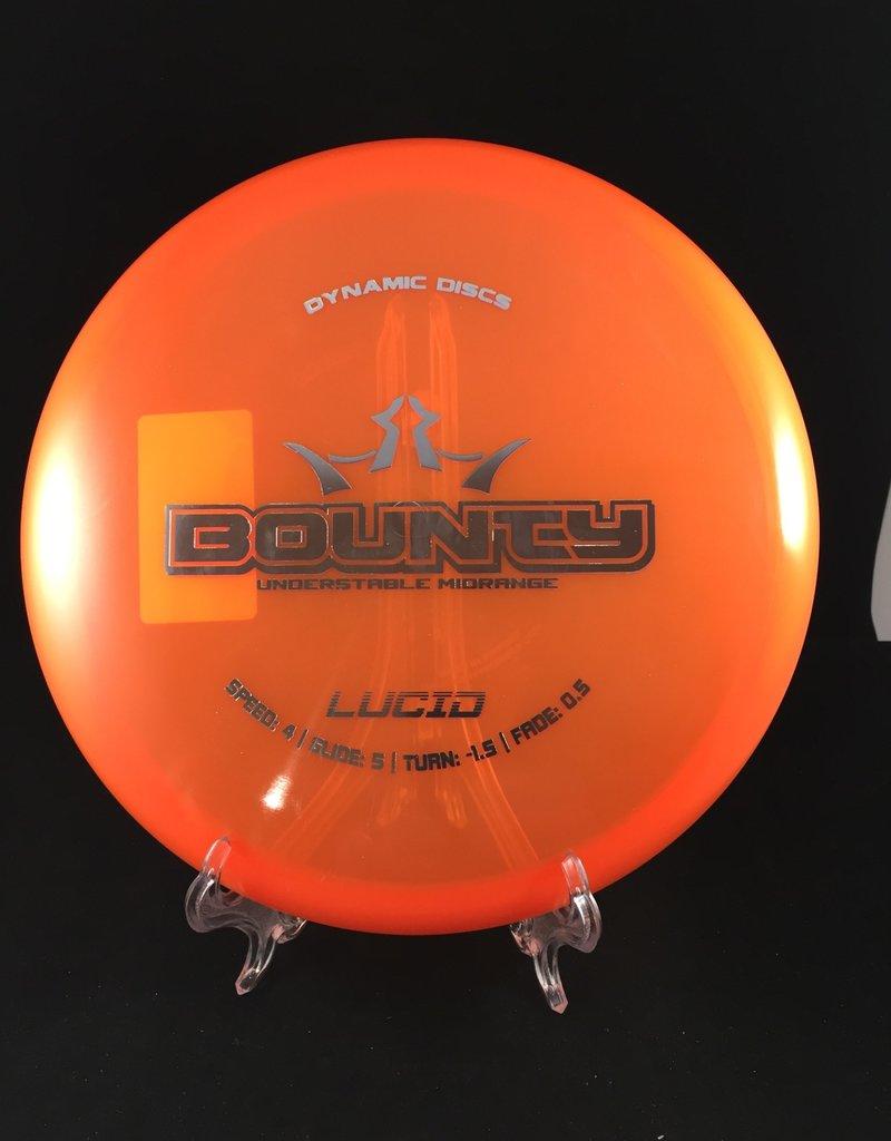 Dynamic Discs Lucid Bounty
