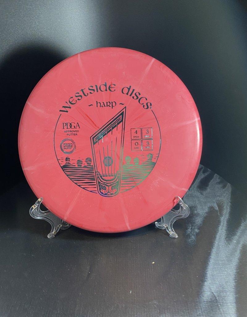 Westside Discs Westside Origio Burst Harp