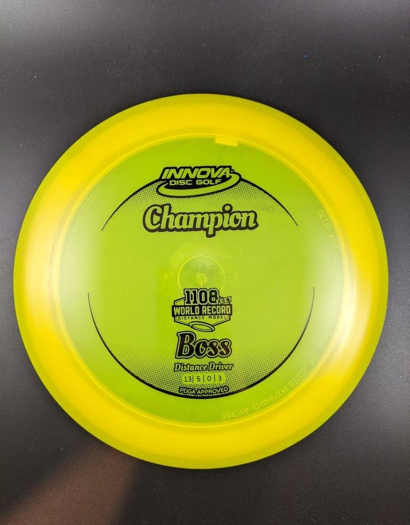 Innova Innova Champion BOSS