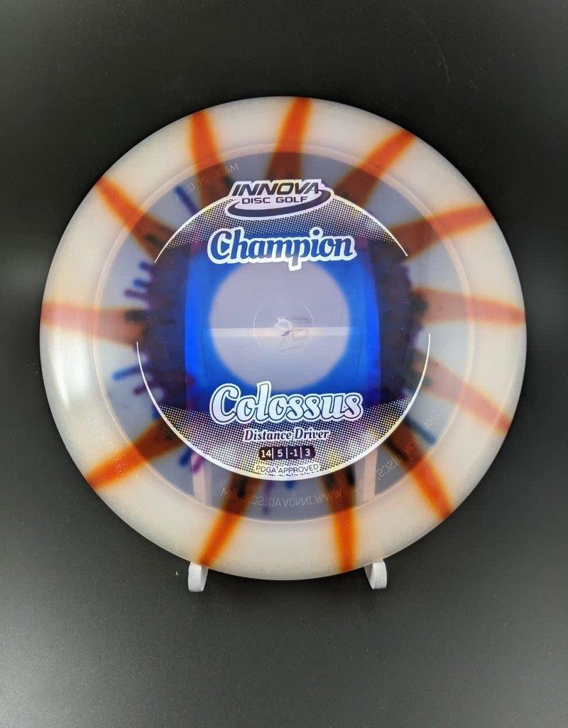 Innova Innova I Dye Champion Colossus (cont'd)
