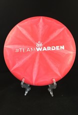 Dynamic Discs Classic Burst Warden Team Warden Stamp