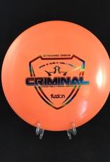 Dynamic Discs Fuzion Criminal