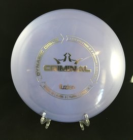Dynamic Discs Bio Fuzion Criminal