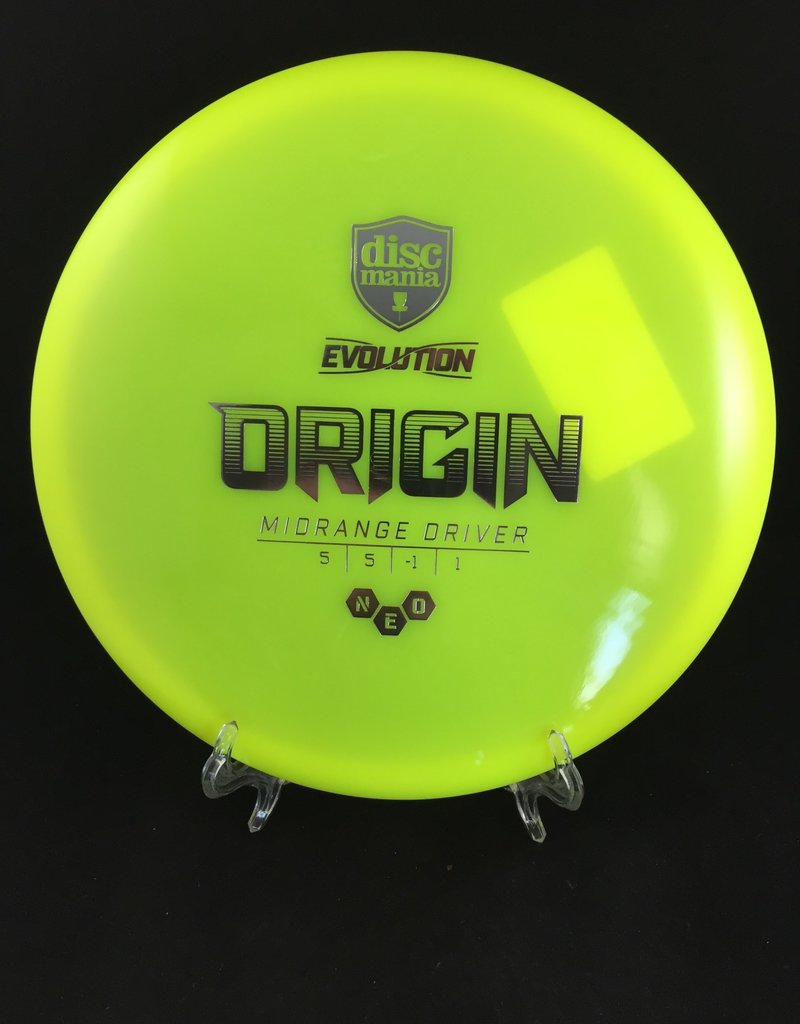 Discmania NEO Origin Cont'd 2