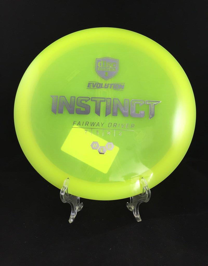 Discmania NEO Instinct cont'd 2