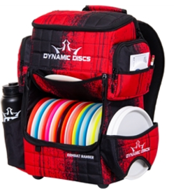 Dynamic Discs Dynamic Discs Combat Ranger Backpack