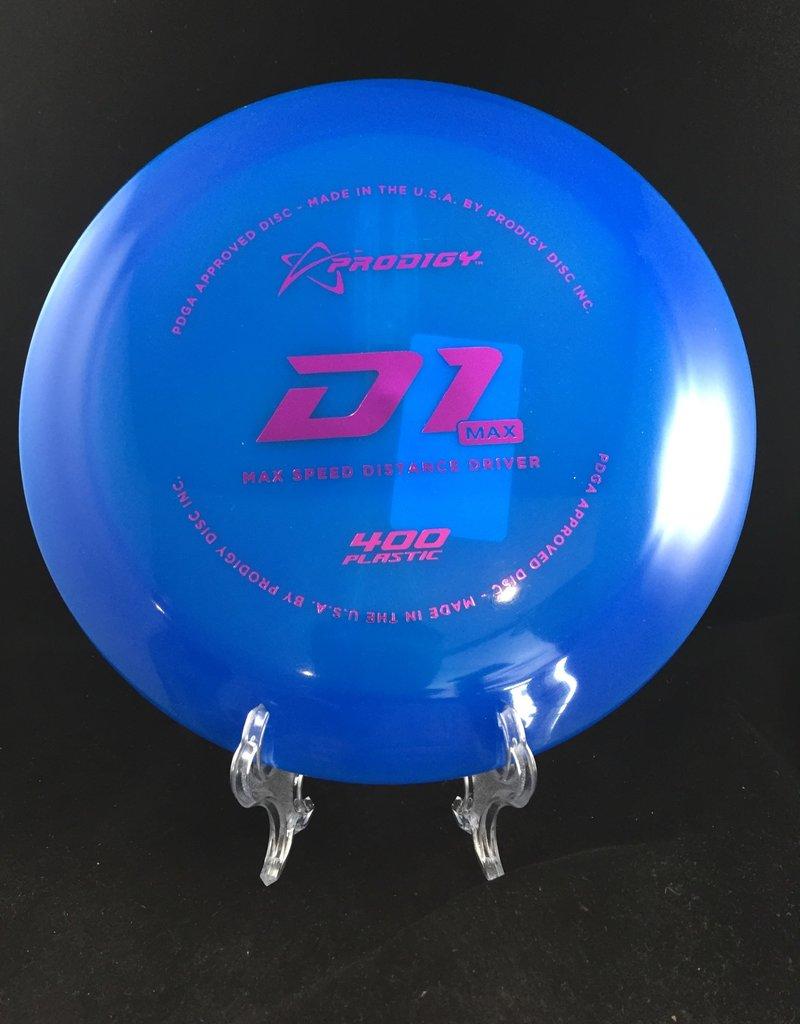 Prodigy 400 D1 Max