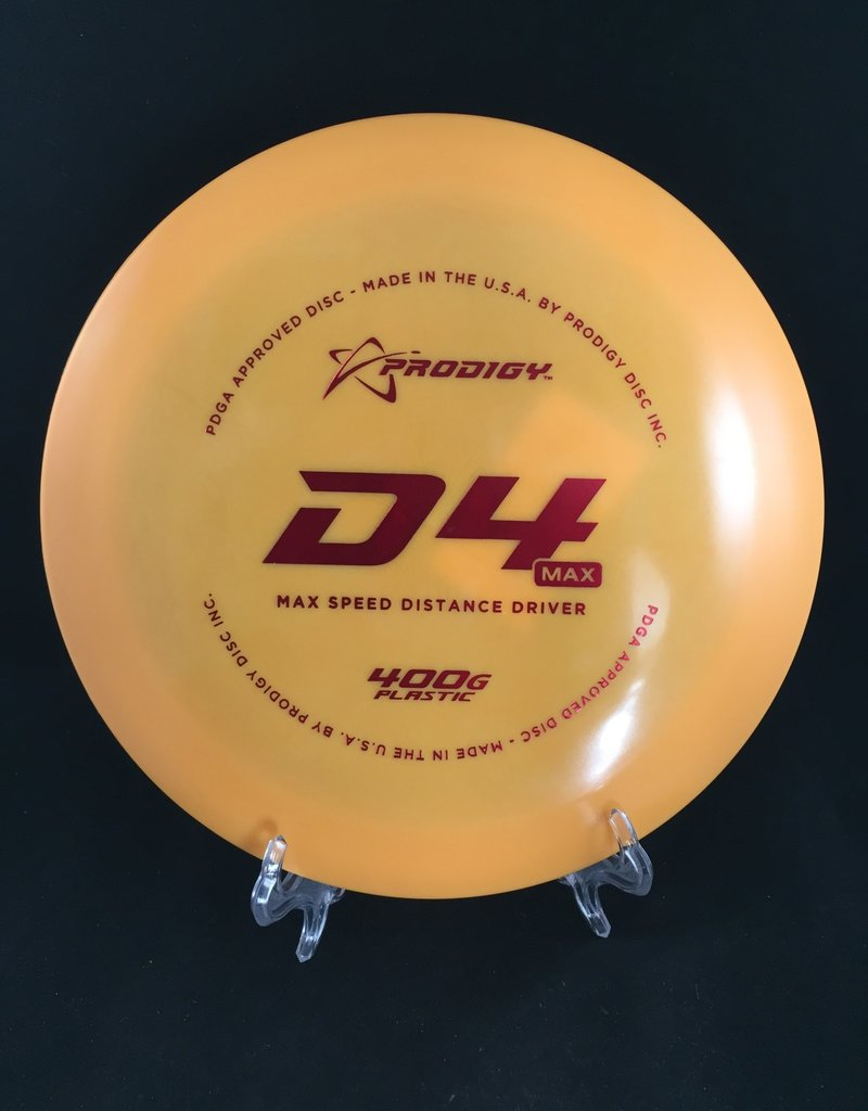 Prodigy Prodigy 400G D4 Max