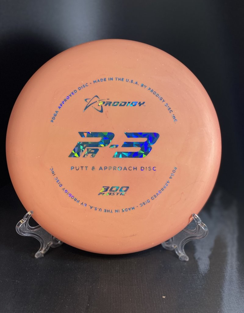 Prodigy Prodigy PA-3 300 cont.