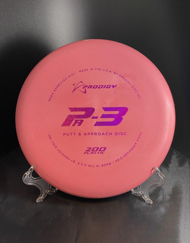 Prodigy Prodigy PA 3 200