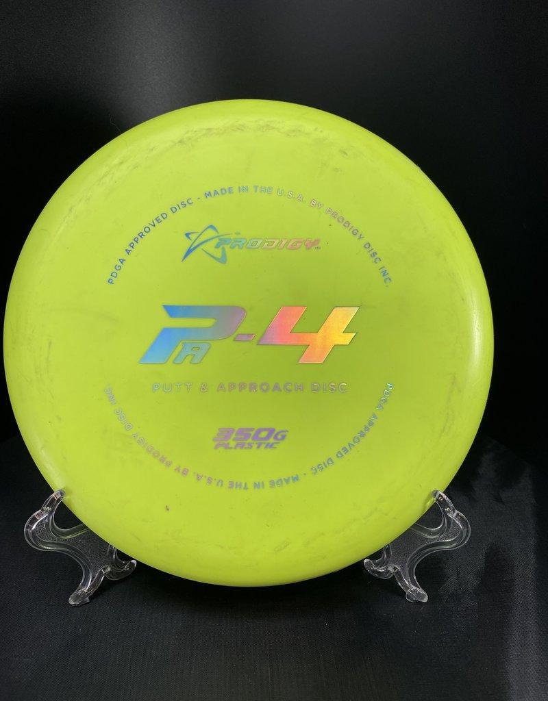 Prodigy Prodigy PA 4 350G