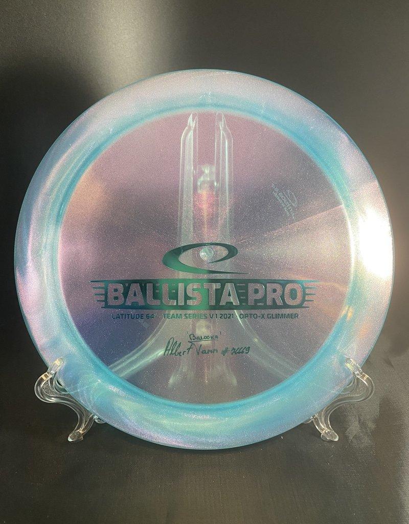 latitude 64 Latitude 64 Opto-X Glimmer Ballista Pro Albert Tamm 2021