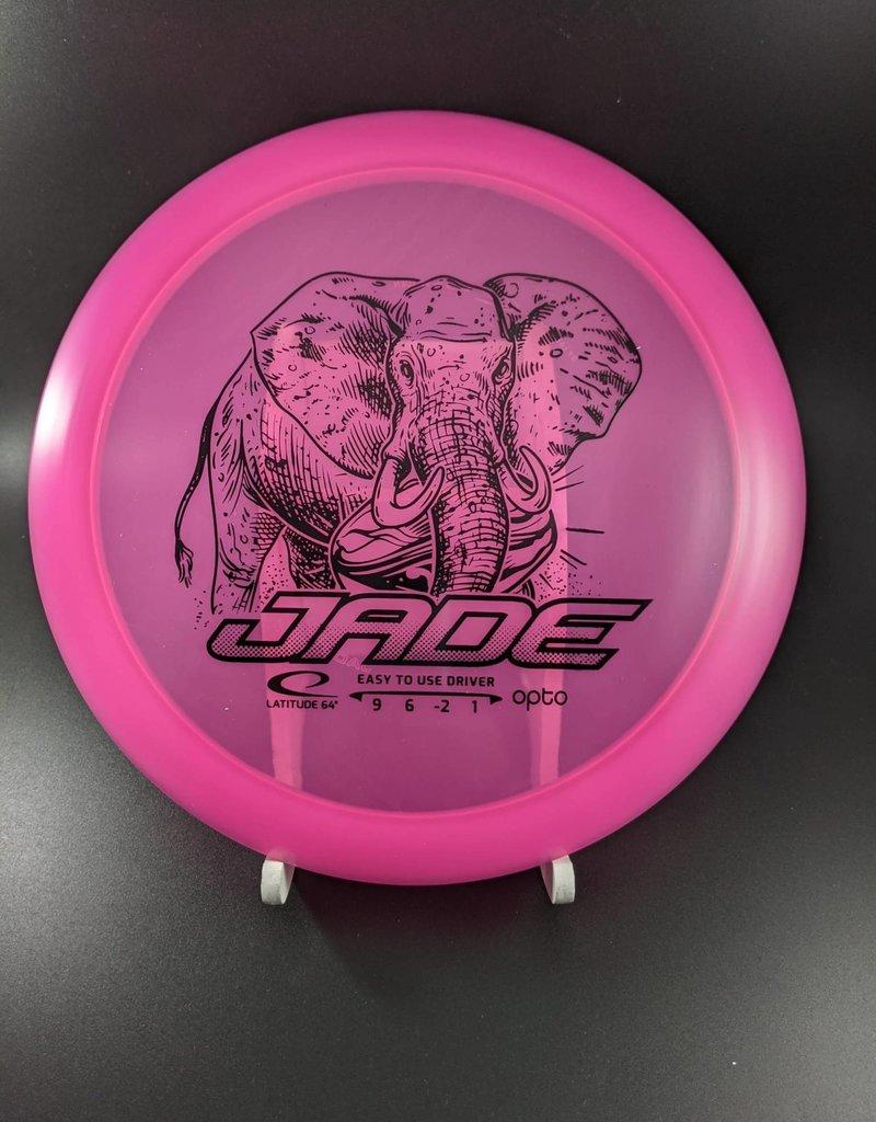 latitude 64 Latitude 64 Opto Jade Elephant Stamp