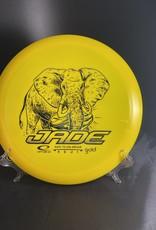 latitude 64 Latitude 64  Jade Elephant Stamp Gold