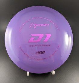 Prodigy Prodigy 400 D1
