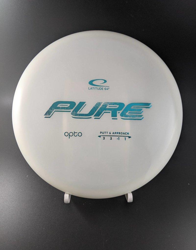 Dynamic Discs Latitude 64 Opto Pure