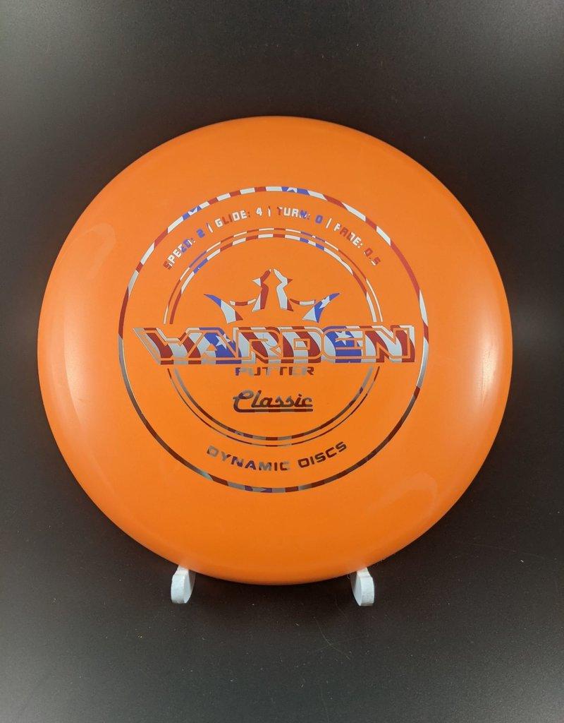 Dynamic Discs Dynamic Discs Classic WARDEN