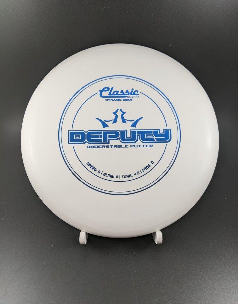 Dynamic Discs Dynamic Discs Classic Deputy