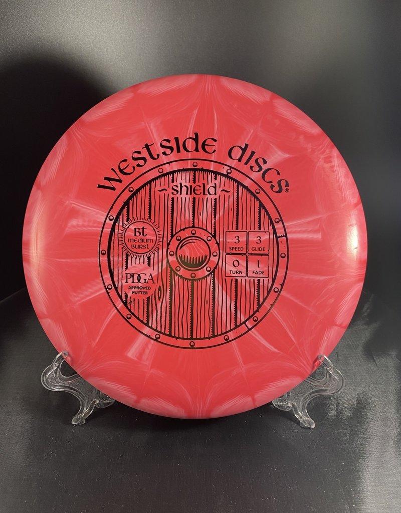 Westside Discs Westside Disc Shield Bt Medium Burst